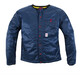 Topo Designs M's Puffer Cardigan Navy
